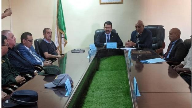 Projets culturels et promotion de l'enseignement amazigh : le SG du HCA en visite d'évaluation à In-Guezzam