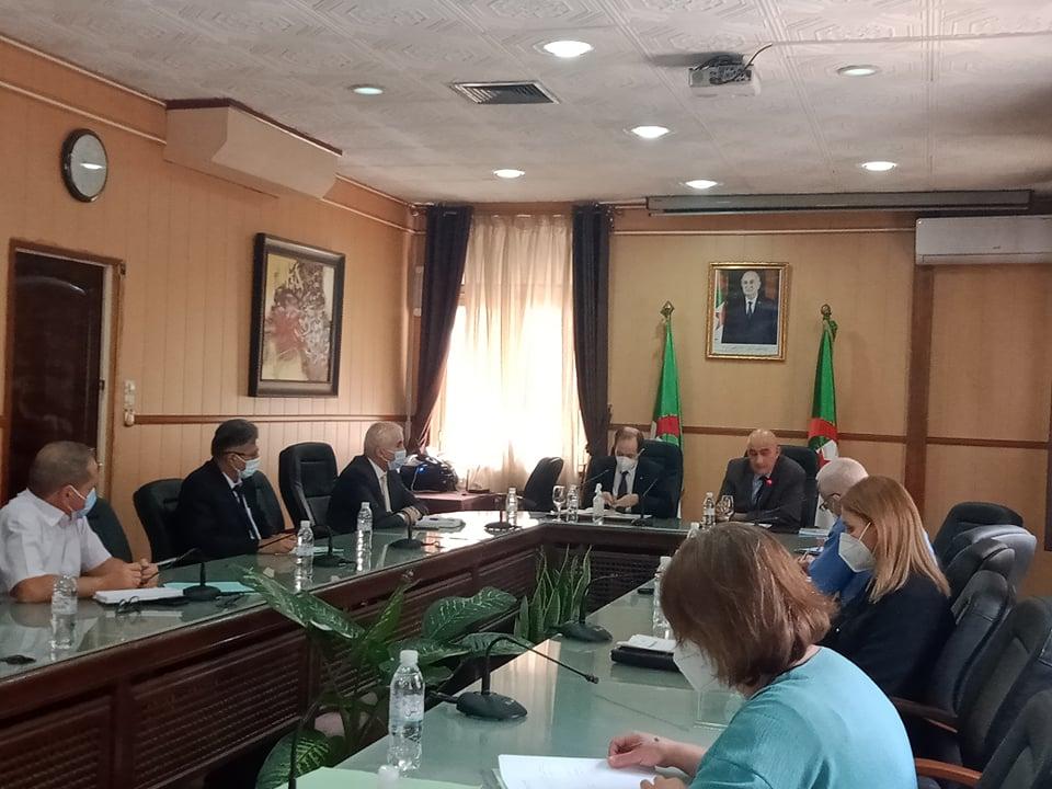 Promotion de tamazight: soumettre les questions liées à la législation aux autorités concernées