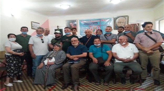Rencontre HCA et  l'association Numidya d'Oran