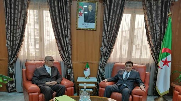 L'enseignement de tamazight évoqué par le ministre de l'Education et le SG du HCA